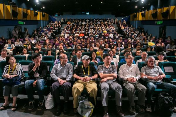 第十屆台灣國際紀錄片影展開幕典禮於5月6日在台北新光影城舉行 The opening ceremony of 10th TIDF took place on 6 May at Shin Kong Cineplex