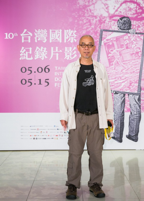 吳文光,《調查父親》導演 WU Wenguang, director of Investigating My Father