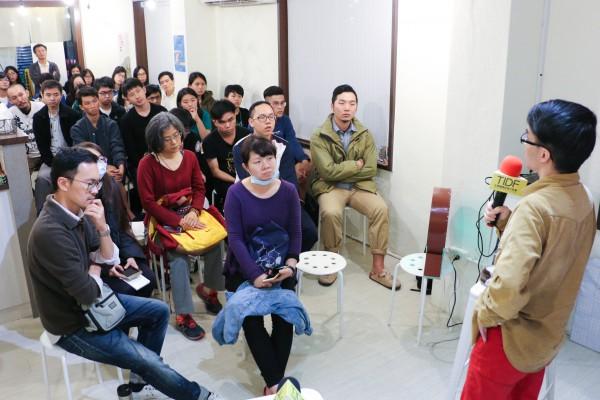 咖啡時光:《地厚天高》@好民文化協會/ 哲學星期五,講者梁文韜