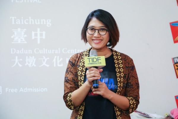 咖啡時光:《金曲達令》@台中TIWA,講者何欣娜