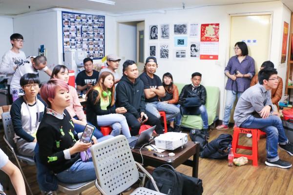 咖啡時光:《金曲達令》@台中TIWA