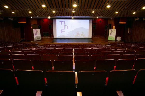 TIDF台中巡迴放映@大墩文化中心