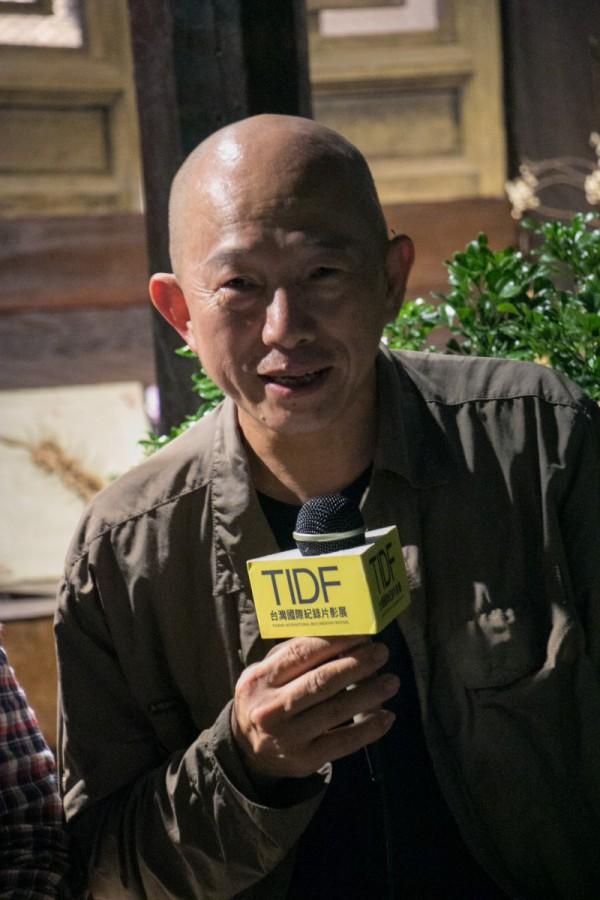 咖啡時光:《前進》@鹿港茉莉人文環境教育中心,導演柯金源