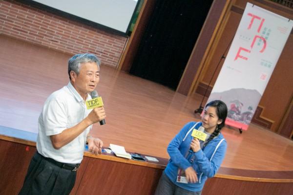 TIDF彰化巡迴《日本國VS泉南石綿村》映後分享