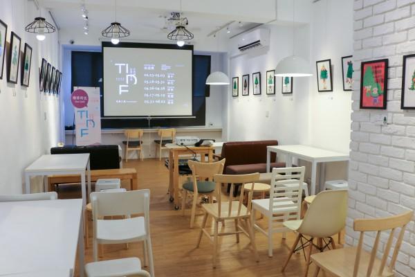 咖啡時光:《柬埔寨之春》@白色方塊咖啡&工作室