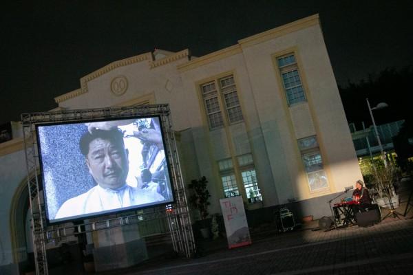 TIDF現場電影@彰化藝術館戶外廣場
