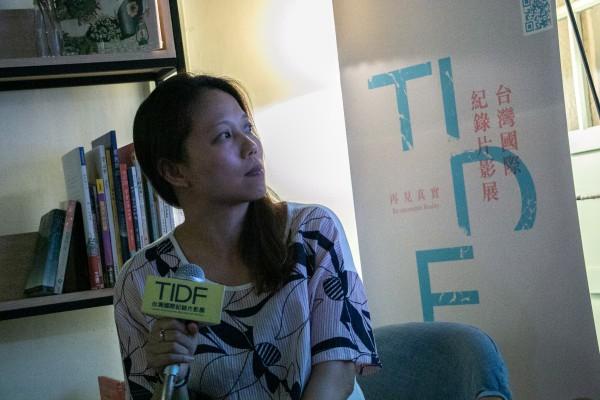 紀錄片聊聊吧:選片指南與特別放映@繫。本屋,TIDF活動統籌吳凡