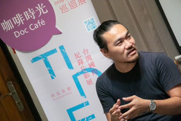 咖啡時光:《日常對話》@紅氣球書屋,店長林彥廷