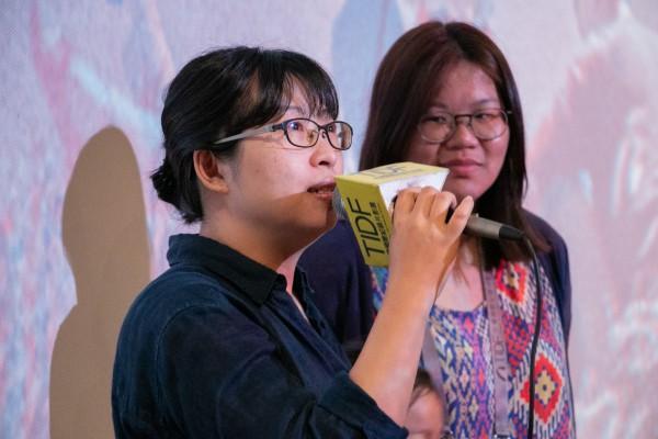 TIDF屏東巡迴《日常對話》映後座談,導演黃惠偵