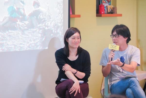 紀錄片聊聊吧:影展巡迴的意義和策略@璞石咖啡