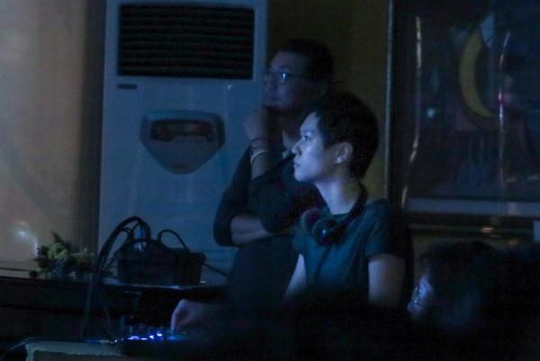 TIDF現場電影@璞石咖啡,DJ Vice City