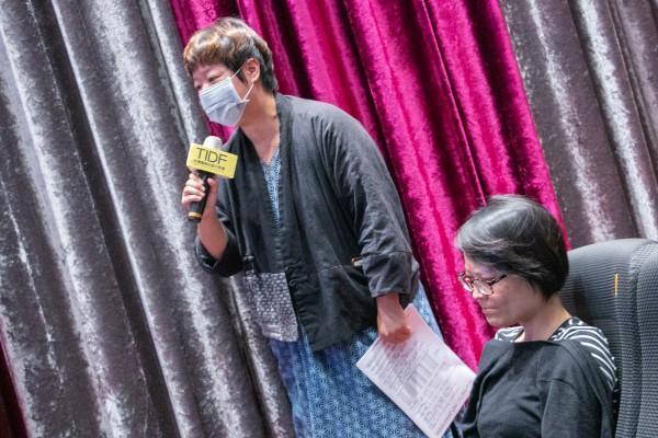 TIDF台東巡迴《柬埔寨之春》映後分享
