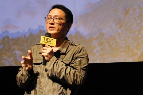 紀岳君,《徐自強的練習題》導演  CHI Yueh-chun, director of Condemned Practice Mode
