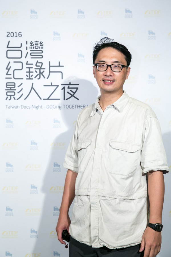 李立劭,《南國小兵》導演 LEE Li-shao, director of Southland Soldiers
