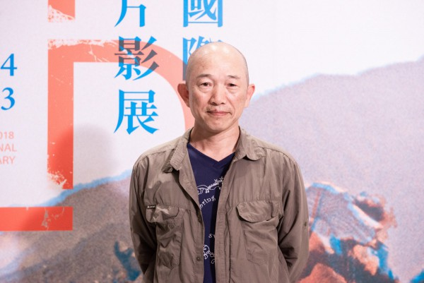 柯金源,《前進》導演KE Chin-yuan, director of The Age of Awakening