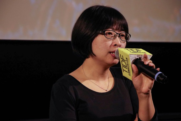 黃惠偵,《日常對話》導演HUGAN Hui-chen, director of Small Talk