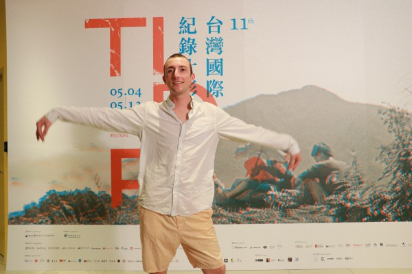 賽百斯汀.穆德,《自然:版權所有》導演  Sebastian MULDER, director of Nature: All Rights Reserved