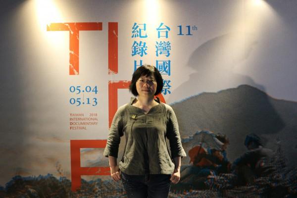 李香秀,《黑熊森林》導演 LEE Hsiang-hsiu, director of Black Bear Forest