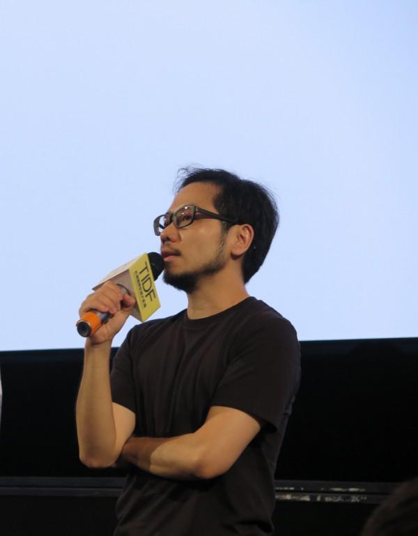黃亞歷,《日曜日式散步者》導演 HUANG Ya-li, director of Le Moulin