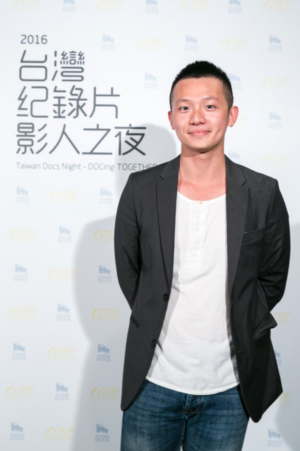 蘇弘恩,《靈山》導演  SU Hung-en, director of The Mountain