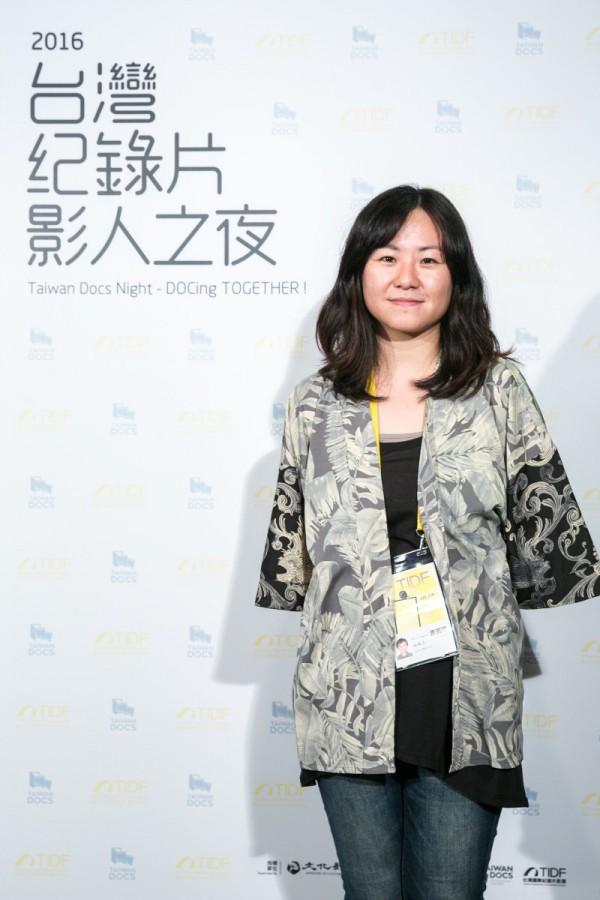 林婉玉,《台北抽搐》導演 Jessica Wan-yu LIN, director of TPE-Tics