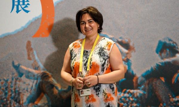 妮娜.庫策夫,《透明世界》顧問 Nina KUNTSEV-GABASHVILI, Advisor of Transparent World