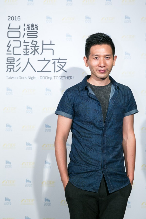 趙德胤,《挖玉石的人》導演 Midi Z, director of Jade Miners
