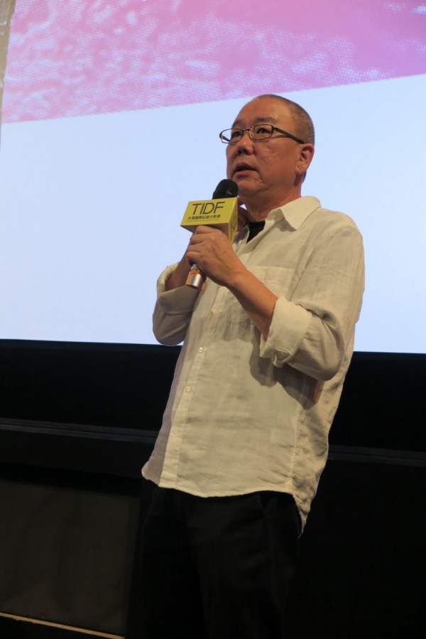 陳界仁,《殘響世界》導演 CHEN Chieh-jen, director of Realm of Reverberations