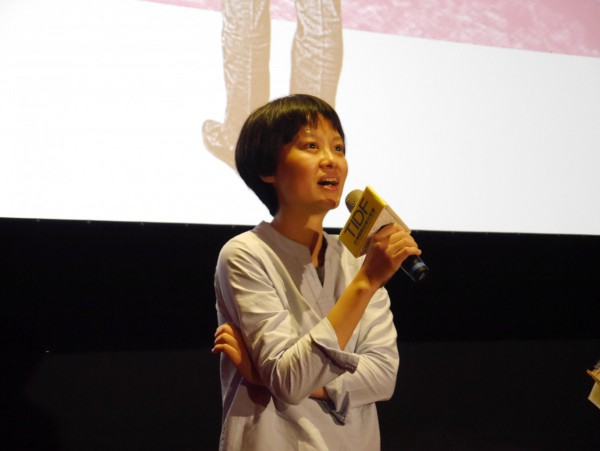 李珮毓,《有一天都要說再見》導演 LEE Pei-yu, director of Still Life