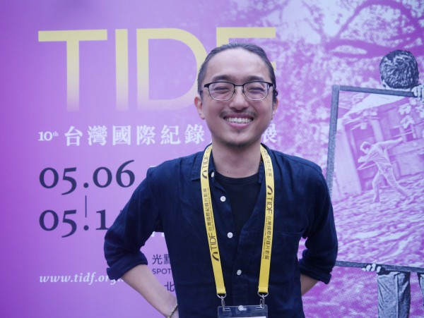 盧彥中,《就是這個聲音》導演Adiong LU , director of Once Upon a Time When Robin Hood Grew Old