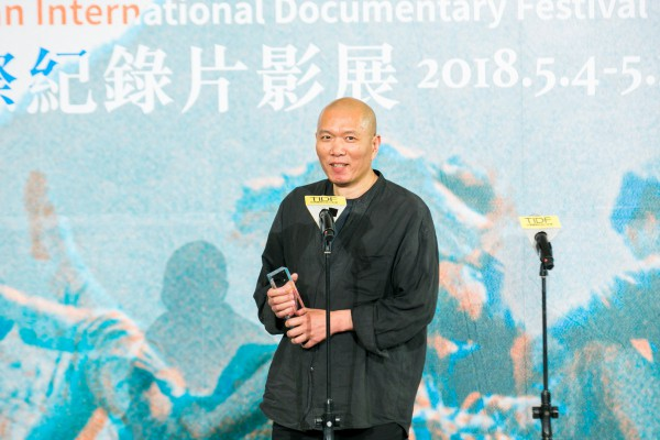 沙青,《獨自存在》導演 SHA Qing, director of Lone Existence