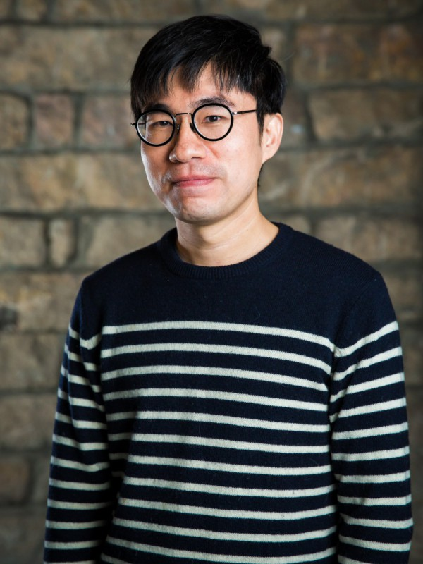 吳文睿,《告別進行式》導演WU Wen-rui, director of Funeral Video