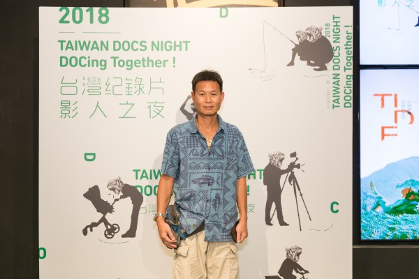 張也海.夏曼,《尋路航海》導演  CHANG Yeh-hai Hsia Man, director of Wayfinding to the Sea