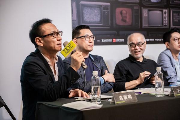 論壇│港台錄像對話1980-90s Panel│Hong Kong-Taiwan Video Art 1980-1990s
