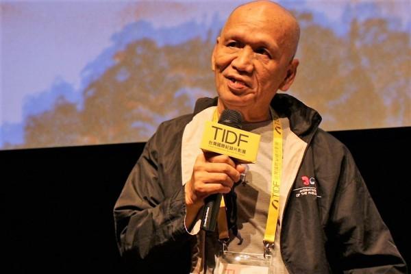 羅克斯李,《綠搖椅之夢》、《推車的人》與《吶喊在馬尼拉》導演 Roxlee, director of Green Rocking Chair, Yours Trolley and Manila Scream