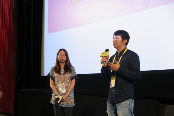張贊波,《大路朝天》導演 ZHANG Zanbo, director of The Road