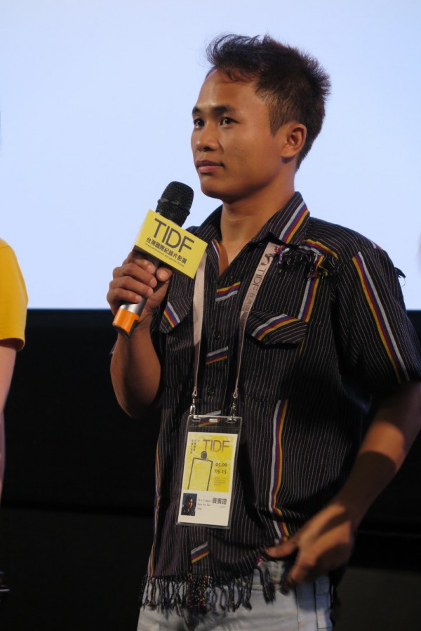 昆索莫翁,《我的義肢》導演  Khon Soe Moe Aung, director of My Leg
