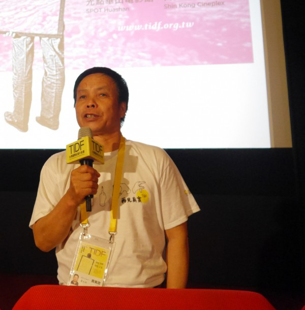 賈之坦,《我要當人民代表》導演 JIA Zhitan, director of I Want to Be a People's Representative
