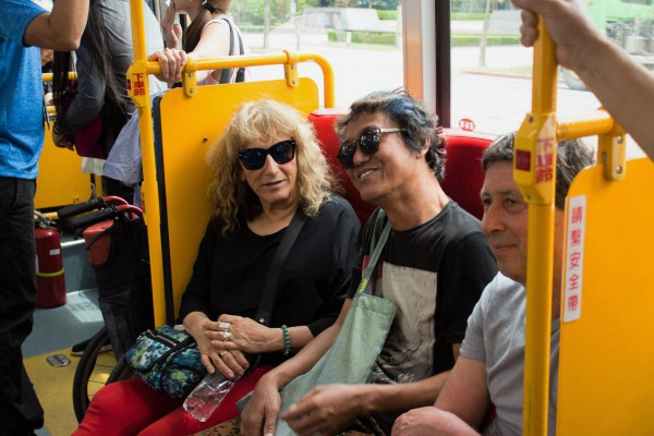 影人半日遊 Taiwan Cultural & Theme Tour 2016.05.12 @ Shenkeng Old Street深坑