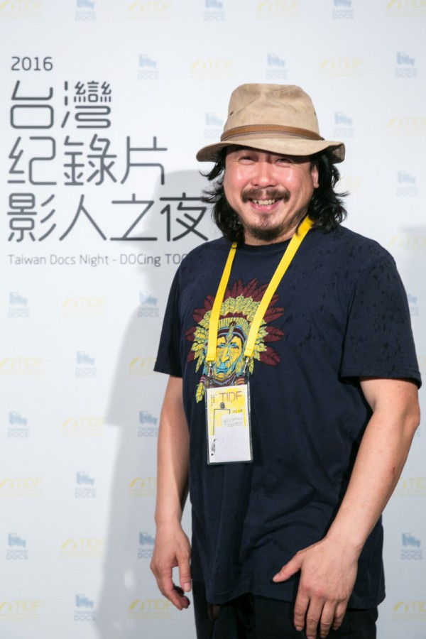 顧桃,《額日登的遠行》導演 GU Tao, director of The Shaman's Journey