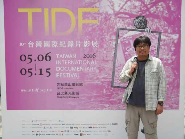 吳耀東,《戲台滾人生》導演 WU Yao-tung, director of Rolling on the Stage, Rolling for Life