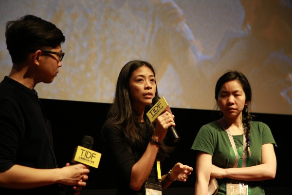米娜.克魯茲,《輪迴》與《蹂躪思緒》導演 Mina CRUZ, director of Recurrencia and Old Thoughts in Tattered Paper