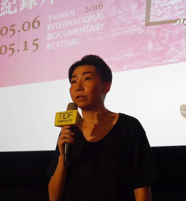 小田香,《鑛》導演 ODA Kaori , director of Aragane