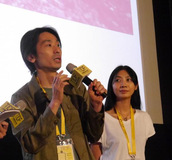 郭亮吟、藤田修平,《灣生畫家-立石鐵臣》 KUO Liang-yin, FUJITA Shuhei, directors of Wansei Painter - Tetsuomi Tateishi