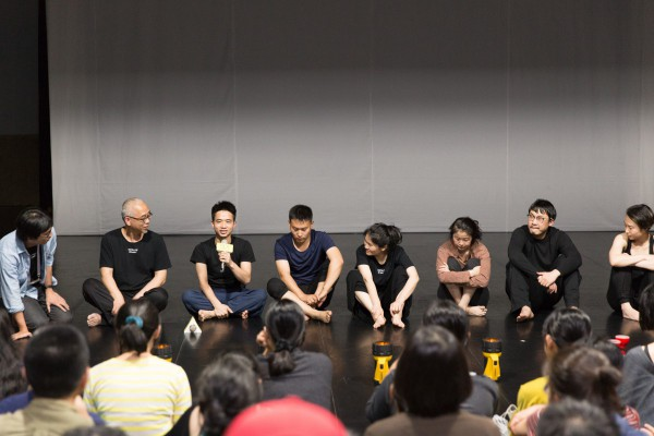 紀錄劇場:閱讀飢餓 Documentary Theatre: Reading Hunger