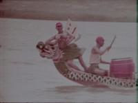 咚咚響的龍船鼓